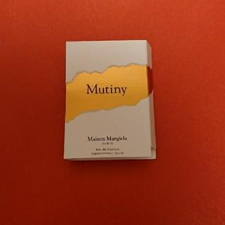 マルタンマルジェラ(Maison Martin Margiela)のマルジェラ ミューティニーオードパルファン(香水(女性用))
