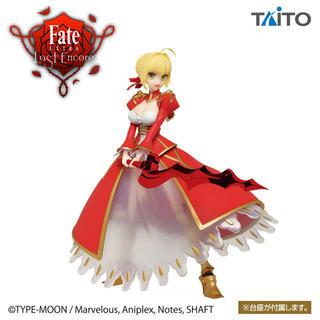 タイトー(TAITO)のFate/EXTRA Last Encore セイバー フィギュア(アニメ/ゲーム)