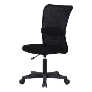 新品 ブラック  メッシュバッチェアーハンターⅡ  事務椅子 勉強椅子(デスクチェア)