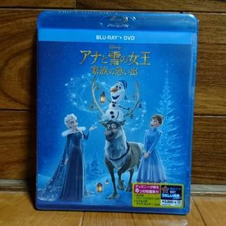 Disney - アナと雪の女王 家族の思い出 ブルーレイ+DVDセット('17米)〈2枚組〉
