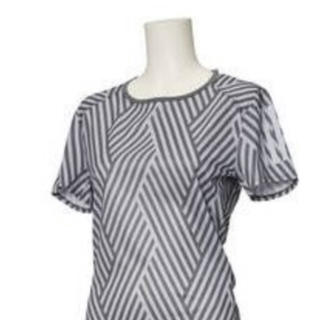 アディダス(adidas)の【新品未使用】アディダス ボーダー Tシャツ(その他)