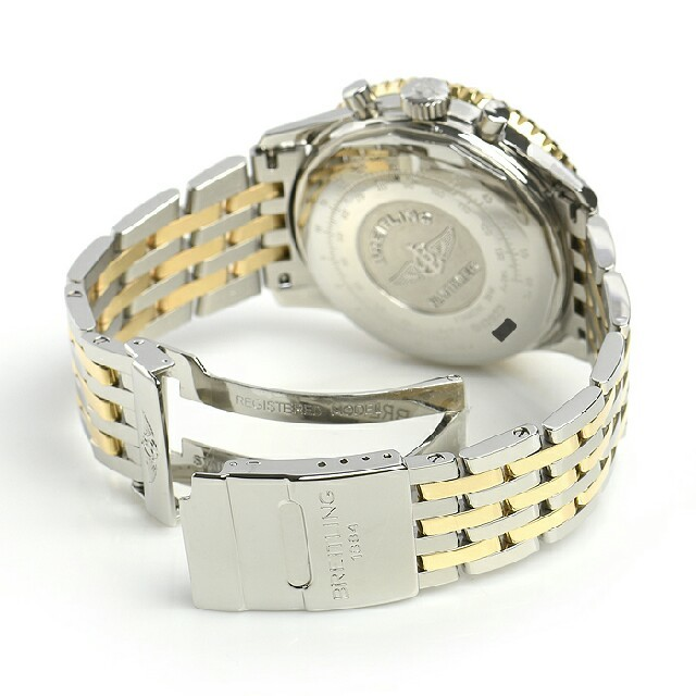BREITLING(ブライトリング)のブライトリング コスモノート D122G12FBA メンズの時計(腕時計(デジタル))の商品写真