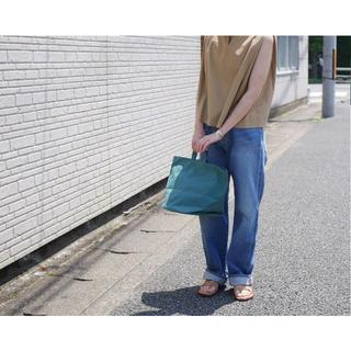 カトー(KATO`)の美品☆18SSグランママドーターハイウエストデニムパンツ☆サイズ1(デニム/ジーンズ)