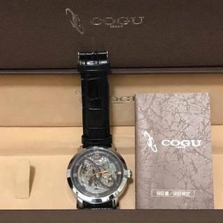 コグ(COGU)のコグ 自動巻 腕時計(腕時計(アナログ))
