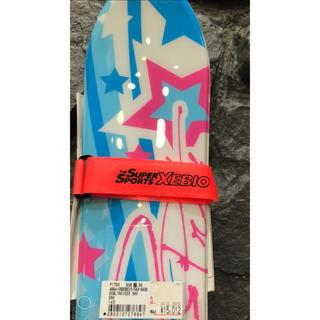 ※新品 ジュニア スキー板 小学生 140cm  3点セット ピュアコンシャス(板)