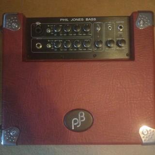 【美品】phil jones bass Bass Cub BG-100(ベースアンプ)