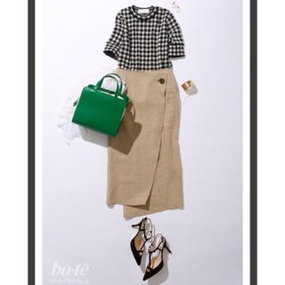 デミルクスビームス(Demi-Luxe BEAMS)のデミルクスビームス スカート 38(ひざ丈スカート)