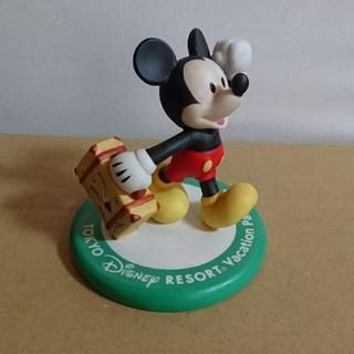 ディズニー(Disney)の新品、未使用 ディズニー バケーションミッキー 陶器置物(置物)