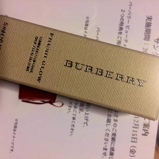 バーバリー(BURBERRY)のバーバリー 化粧下地(化粧下地)