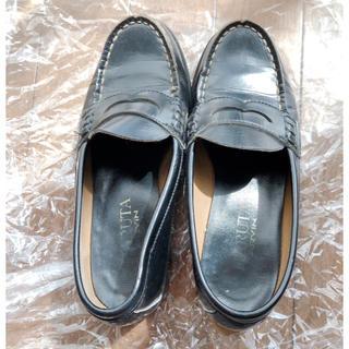 ハルタ(HARUTA)の ハルタ ローファー 黒 専用(ローファー/革靴)