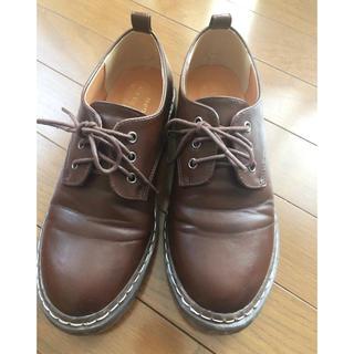 スタディオクリップ(STUDIO CLIP)のstudio CLIP フェイクレザーシューズ(ローファー/革靴)