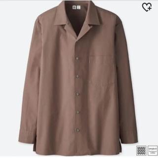 ユニクロ(UNIQLO)のユニクロ オープンカラーシャツ(シャツ)
