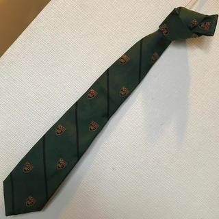 ポロラルフローレン(POLO RALPH LAUREN)のキッズ 子供用 ネクタイ グリーン 深緑 ポロ ラルフローレン(ドレス/フォーマル)