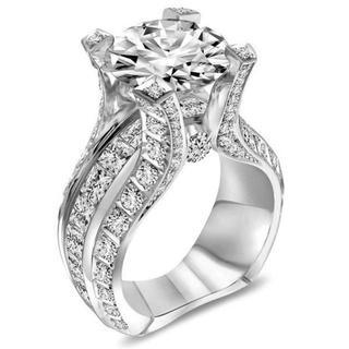 結婚指輪 レディース リング 日本サイズ:20号(リング(指輪))