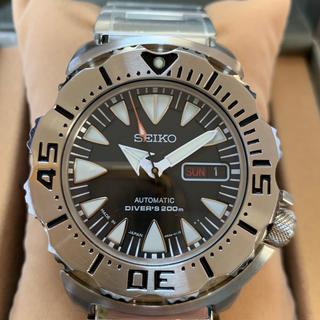 セイコー(SEIKO)の超希少 美品 日本製 SEIKO DAIVER'S 200M(腕時計(アナログ))