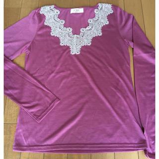 エムケーミッシェルクラン(MK MICHEL KLEIN)の長袖 Tシャツ(Tシャツ(長袖/七分))