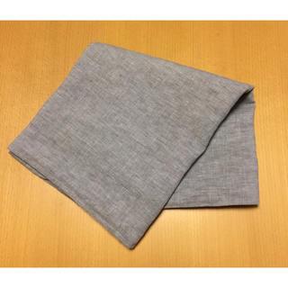 ムジルシリョウヒン(MUJI (無印良品))の無印良品 麻平織りまくらカバー(シーツ/カバー)