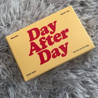 Day After Day 石鹸