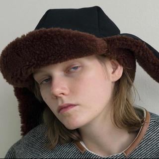 サンシー(SUNSEA)のSUNSEA(サンシー)EARMAFF CAP(キャップ)