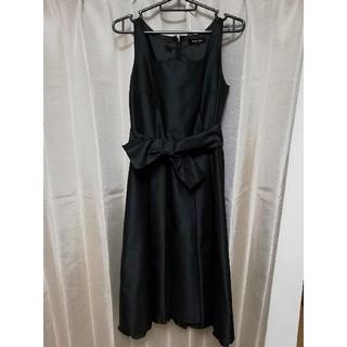 クイーンズコート(QUEENS COURT)のクイーンズ コート ドレス(ひざ丈ワンピース)