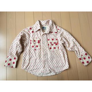 スキップランド(Skip Land)のSKIPLAND 長袖シャツ 100(Tシャツ/カットソー)
