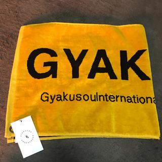 アンダーカバー(UNDERCOVER)のNikeLab×UNDERCOVER GYAKUSOU TOWEL タオル(ウェア)