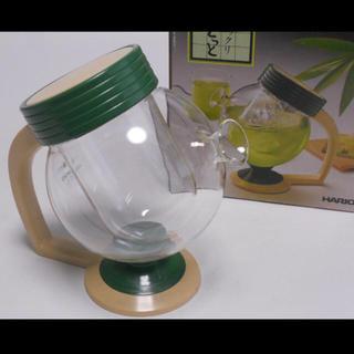 ハリオ(HARIO)のハリオ おっとっと 360ml 2合 冷酒器 冷どっくり ガラス製 酒器 TG(その他)
