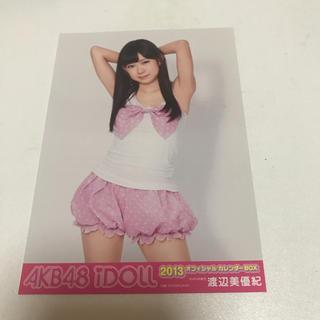 エヌエムビーフォーティーエイト(NMB48)の渡辺美優紀 生写真(アイドルグッズ)