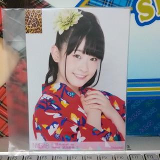 エヌエムビーフォーティーエイト(NMB48)のAKB48 NMB48武井紗良2015年 August 生写真5枚入り新品未開封(女性タレント)