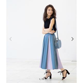 金子麻貴さんコラボ バナーバレット スカート