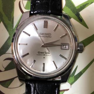 グランドセイコー(Grand Seiko)のグランドセイコー 43999 セルフデーター セカンドモデル AD文字盤(腕時計(アナログ))