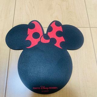ディズニー(Disney)のミニーマウス 車用 滑り止め (車内アクセサリ)