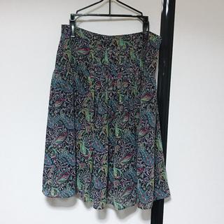 エムケーミッシェルクラン(MK MICHEL KLEIN)のスカート(ひざ丈スカート)