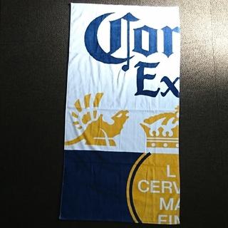 コロナ(コロナ)の新品 コロナビール ビーチタオル(タオル/バス用品)