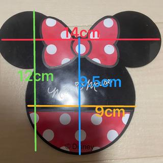 ディズニー(Disney)のミニーマウス 車用 滑り止め(車内アクセサリ)