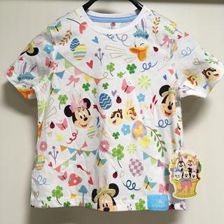 Disney - 3/27頃発送☆上海ディズニー 110サイズ イースター 2019 Tシャツ