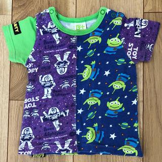 ディズニー(Disney)のディズニー 80㎝ Tシャツ(Tシャツ)