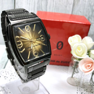 CABANE de ZUCCa - 【動作OK】 CABANE de ZUCCa ズッカ 7N43-0BC0 腕時計