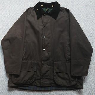 バーブァー(Barbour)のBarbour BEAUFORT オイルドジャケット  ブラック サイズ C44(ブルゾン)