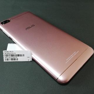 エイスース(ASUS)のZenFone 4 Max SIMフリー ZC520KL-PK3523(スマートフォン本体)