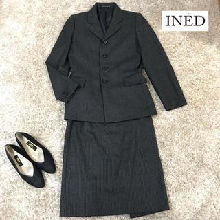 イネド(INED)の【INED】イネド スカート スーツ セットアップ M(スーツ)