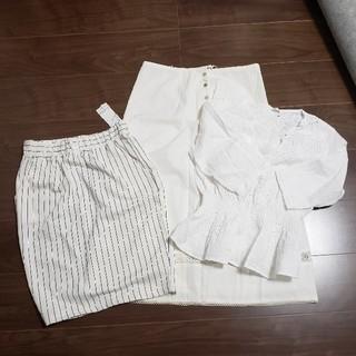 エヘカソポ(ehka sopo)のブランド服三点セット(セット/コーデ)