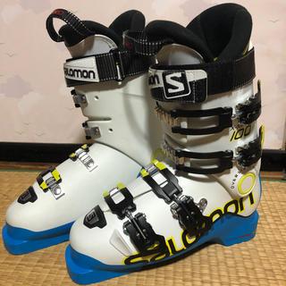 サロモン(SALOMON)のサロモン★X-MAX100LC★25.5cm(ブーツ)