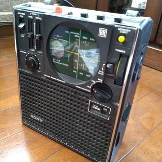 SONY スカイセンサー ICF5600 レトロなラジオ(ラジオ)