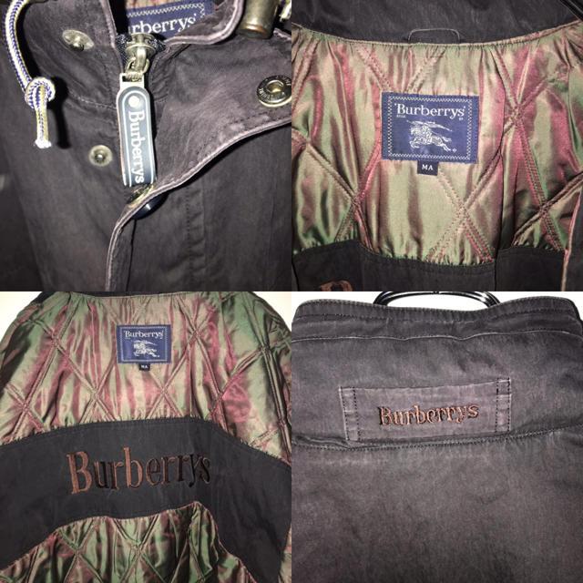 BURBERRY(バーバリー)の 古着 バーバリー ジャケット メンズのジャケット/アウター(その他)の商品写真