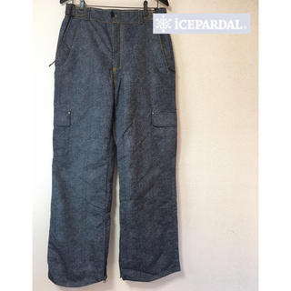 バートン(BURTON)のiCEPARDAL アイスパーダル スノーボード パンツ 濃紺 ネイビー系 11(ウエア/装備)