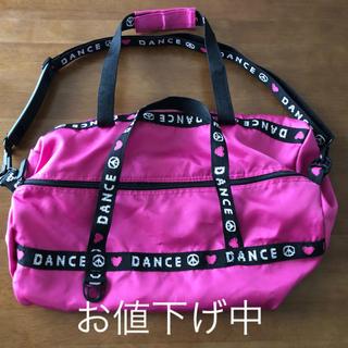 カペジオ   ダンス ドラム型バッグ(その他)