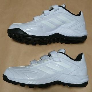 アディダス(adidas)の野球トレーニングS 24cm アディダス adipure TR J(シューズ)