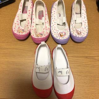 上靴 18cm プリンセス ソフィア(スクールシューズ/上履き)