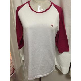 セマンティックデザイン(semantic design)の3点¥5000✳semantic メンズ タカキュー 七分袖 L ✳送料込(Tシャツ/カットソー(七分/長袖))